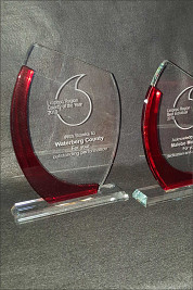 Crystal Red Curve Awards